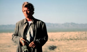 Rutger Hauer in The Hitcher, 1986.