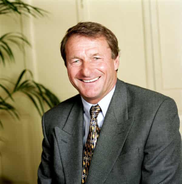 Roger Hunt in 2005.