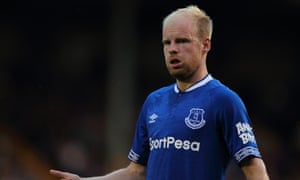 Davy Klaassen made only 16 appearances for Everton having arrived from Ajax last June