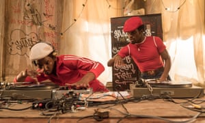 The Get Down was considered a failure and cancelled after one season.