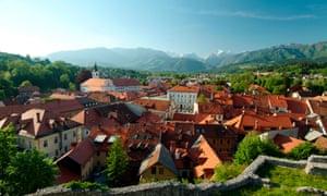 Kamnik in Slovenia