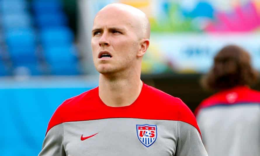 Michael Bradley has spoken out on social issues in the past