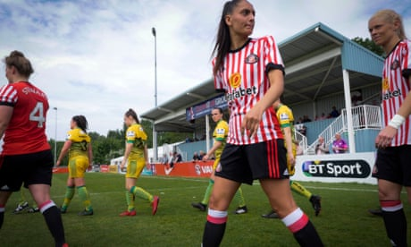 Sunderland women face uncertain future thanks to divorce process | Louise Taylor