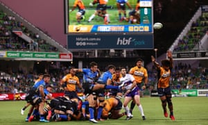 Brumbies and Western Force