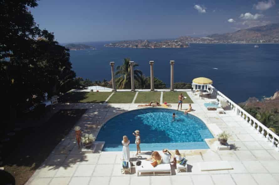 Villa Nirvana, Acapulco, 1971