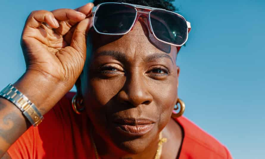Comedian Gina Yashere // Bethany Mollenkof for The Guardian