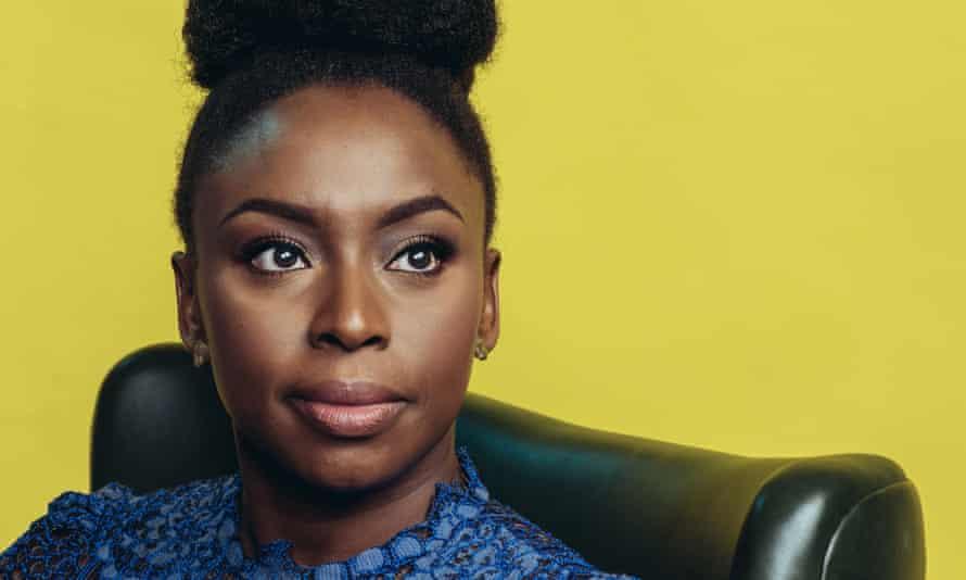 Demanding the whole lot for women … Chimamanda Ngozi Adichie.