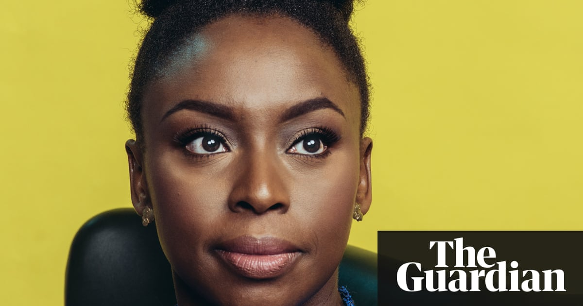 Chimamanda Ngozi Adichie: 'Can people please stop telling me feminism is  hot?' | Books | The Guardian