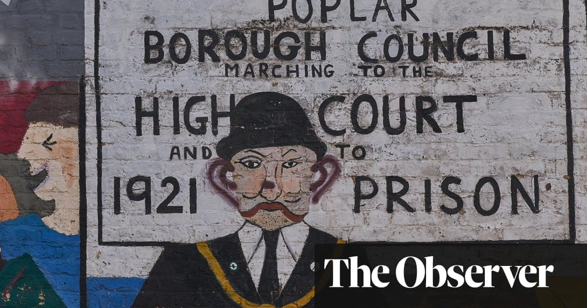 In the footsteps of George Lansbury: lost radical who led an East End rebellion