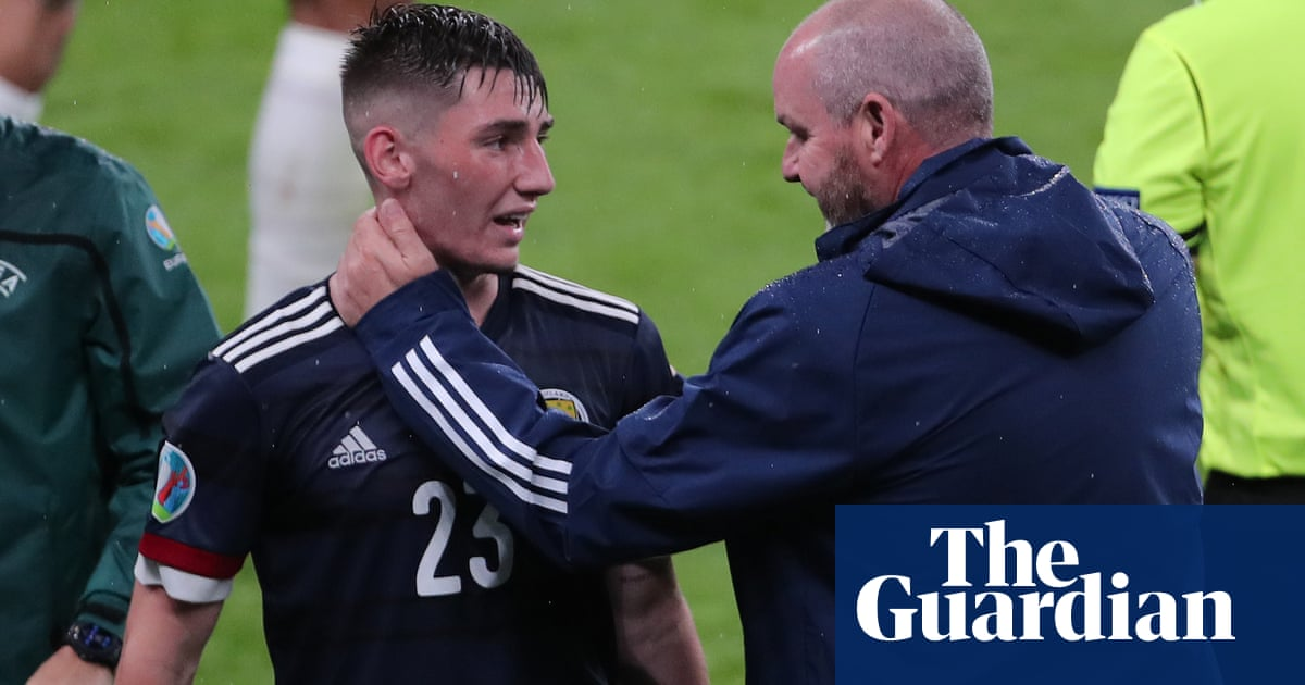 Scotland's Billy Gilmour catches the eye with star turn against England | Ewan Murray