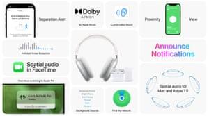 De nouvelles fonctionnalités arrivent sur les AirPods d'Apple.