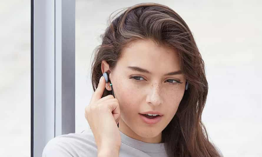 The Pixel Buds have no sound isolation, just sitin your ear and directing the sound into your ear canal.