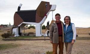 The B&Beagle in Idaho, $98 a night ... World's Weirdest Homes