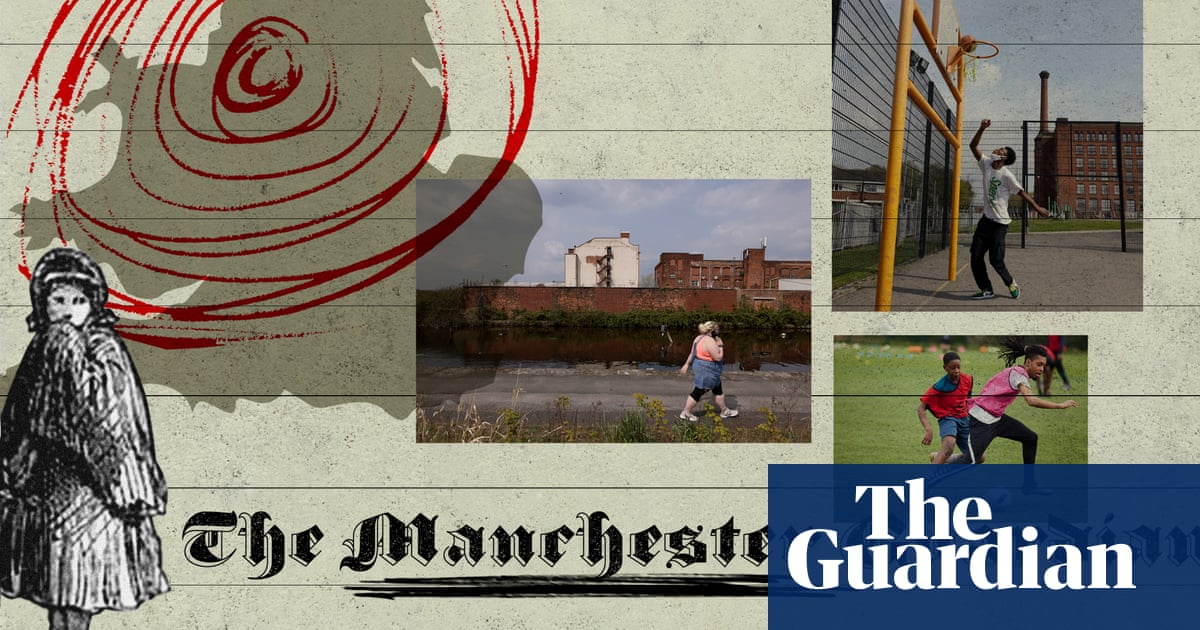 How has life changed for Manchester's poorest children in 200 years?