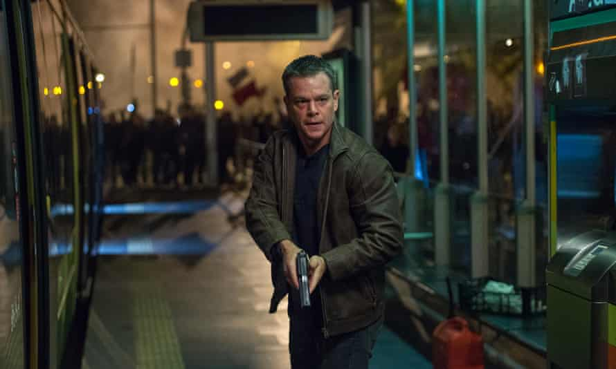 The fifth film in the Bourne franchise was the second-highest opening of the series, behind The Bourne Ultimatum's $69.3m debut in 2007, the last time Damon appeared as Robert Ludlum.