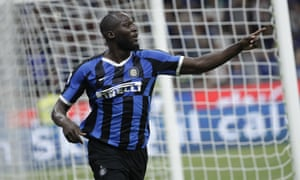 Romelu Lukaku was subject to racist abuse inside the ground during Internazionale's recent game at Cagliari.