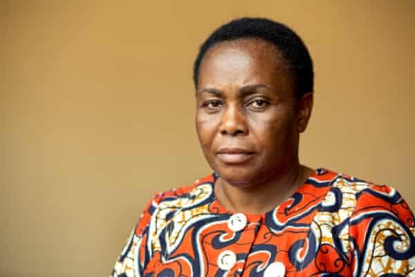 Julienne Lusenge, Congolese activist