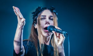 PJ Harvey will perform songs from her album The Hope Six Demolition Project.
