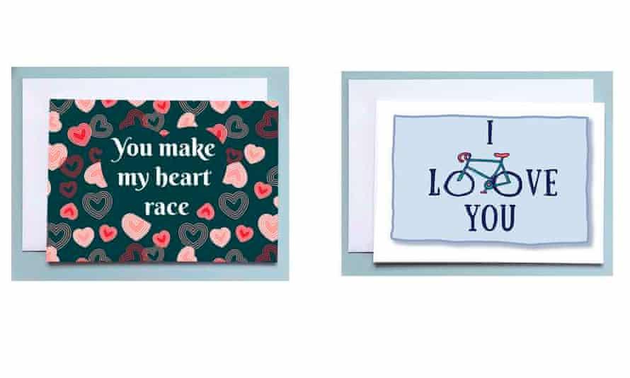 Valentine's Day cards from artofyoursuccess.com