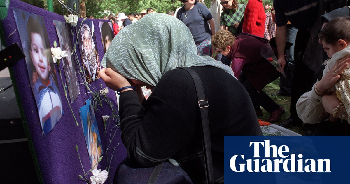 SIEV X disaster: Iraqi man charged in Australia in connection with deaths of 350 people