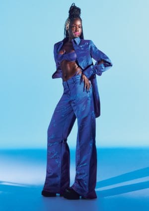 Shirt, £59.99, bra, £19.99, trousers, £69.99, and boots £119.99, hm.com