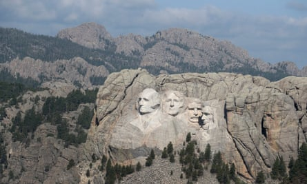 Trump will likely use Mount Rushmore as a stage for a partisan political rally full of rancor, insults, and racial divisiveness.