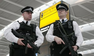 Heathrow security