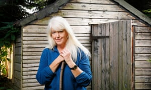 Broadcaster and writer Lesley Riddoch at her home in Balmerino, Scotland