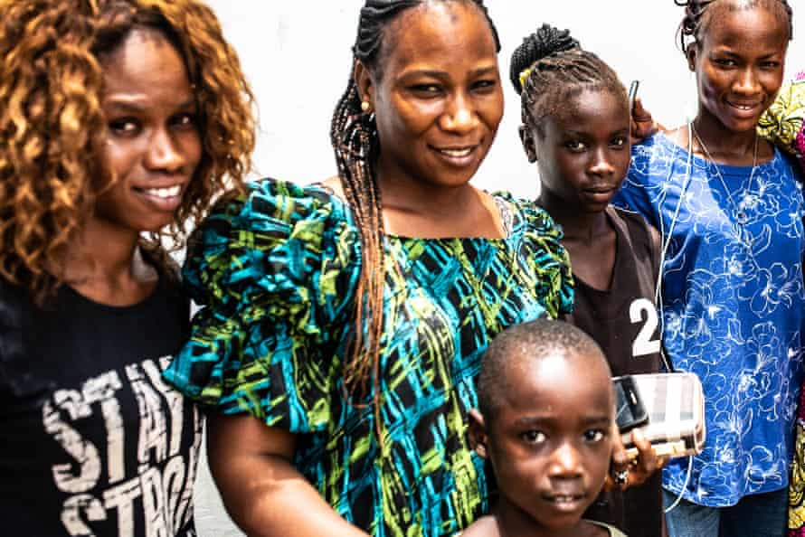 Mariama* is 42, a mother of seven. She was released a year ago after serving five years for killing her daughter.