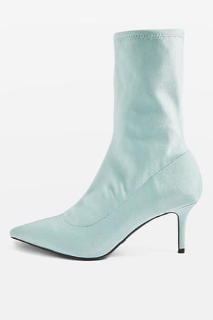 Mojito stretch sock boots, £39, by Topshop (topshop.com)