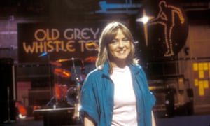 'I loved it when a band came on and misbehaved' … Annie Nightingale on The Old Grey Whistle Test in 1979