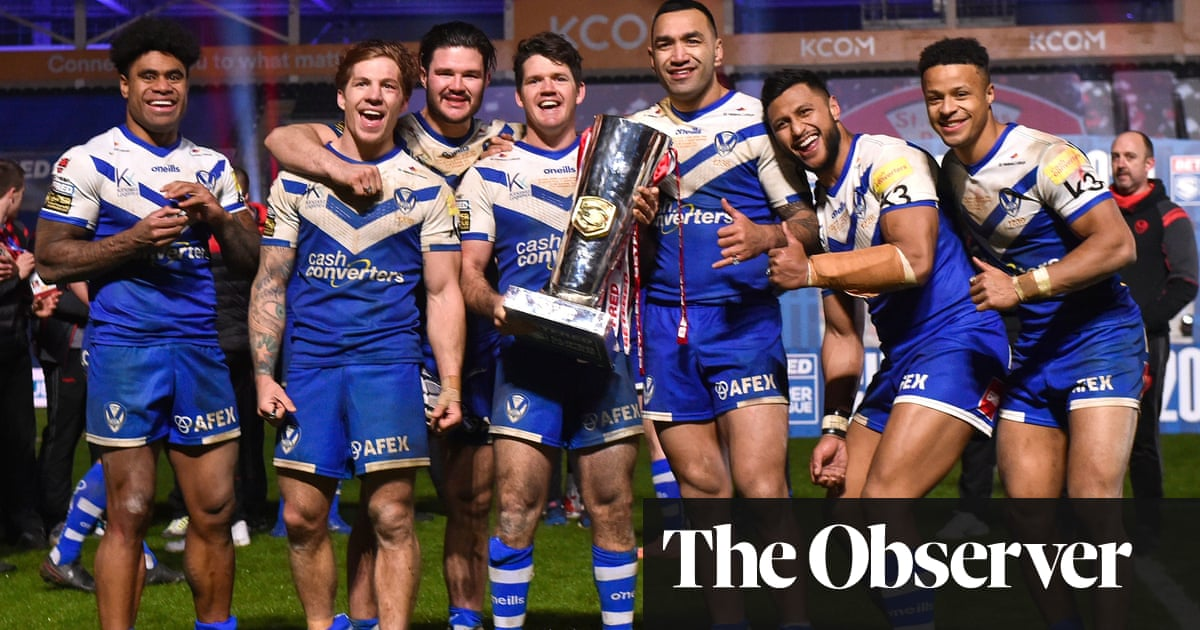 Grand Final like no other is only part of Super Leagues dramatic 2020 story
