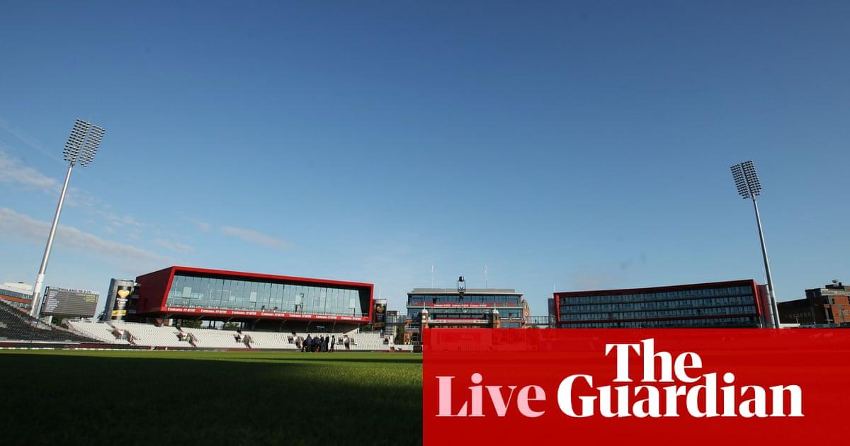 Ashes 2019: England v Australia fourth Test, day five – live!