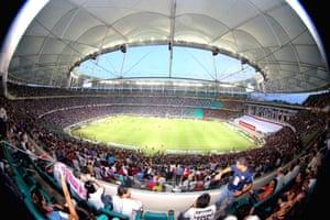 The Arena Fonte Nova.