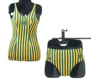 1976 Australian design award winner Speedo Swimwear Speedo 1976 Olympic Games – Australian Swim Team Speedo Swimwear