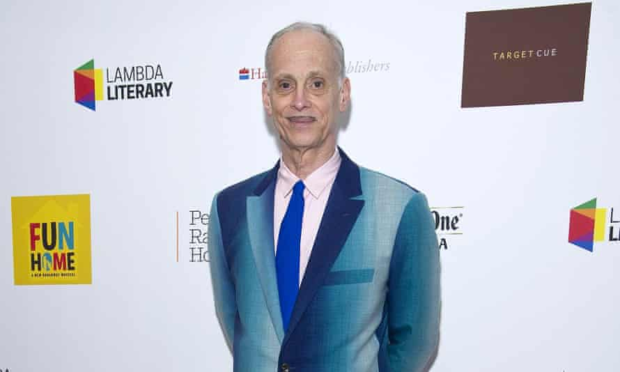 John Waters arrives at the 27th Annual Lambda Literary Awards at The Great Hall at Cooper Union