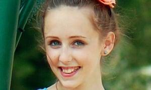 Alice Gross was murdered in 2014.