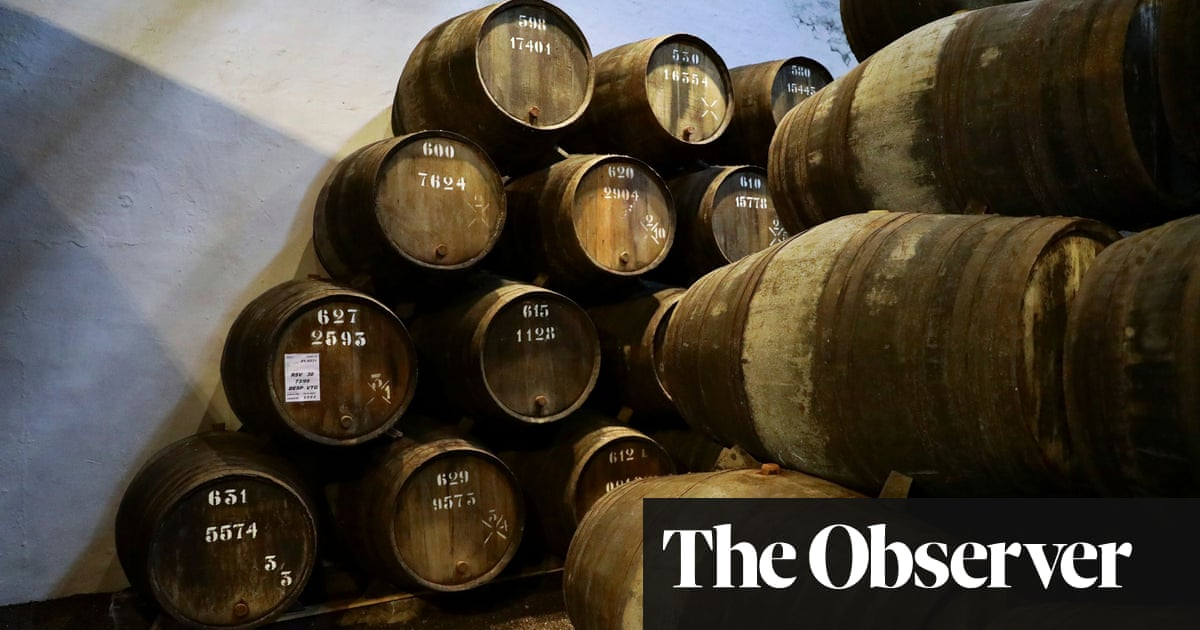 The magic of vintage fortified wines