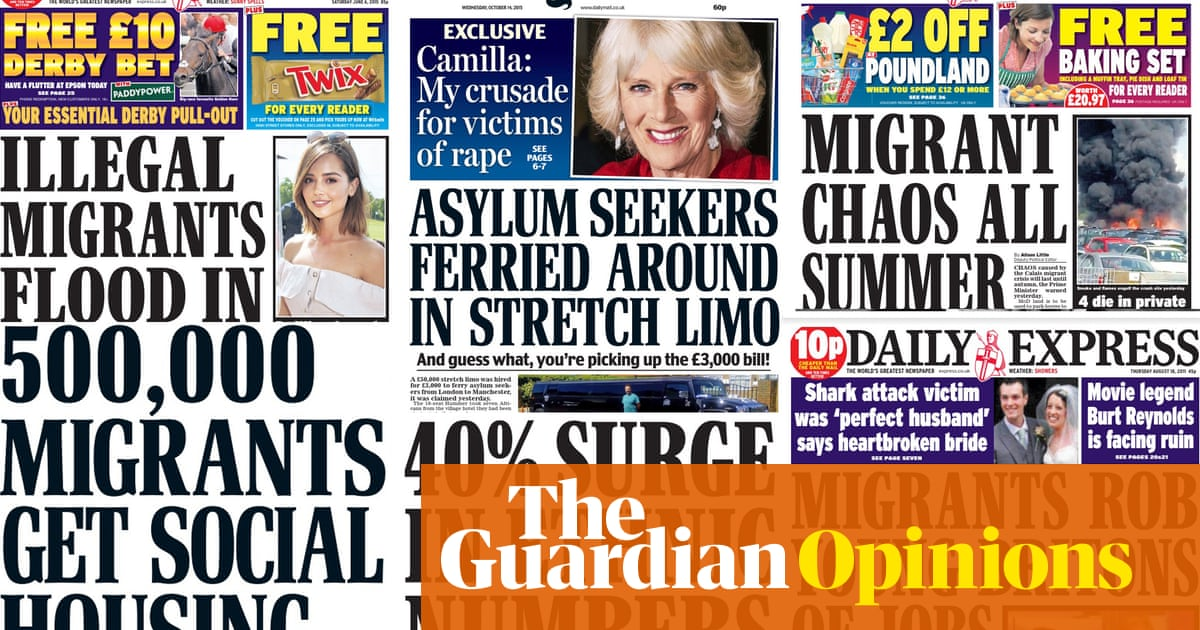 Migrants are off the agenda for the UK press, but the damage is done