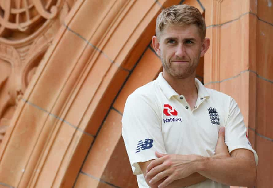 Olly Stone's last appearance for England was his Test debut, against Ireland at Lord's in 2019.