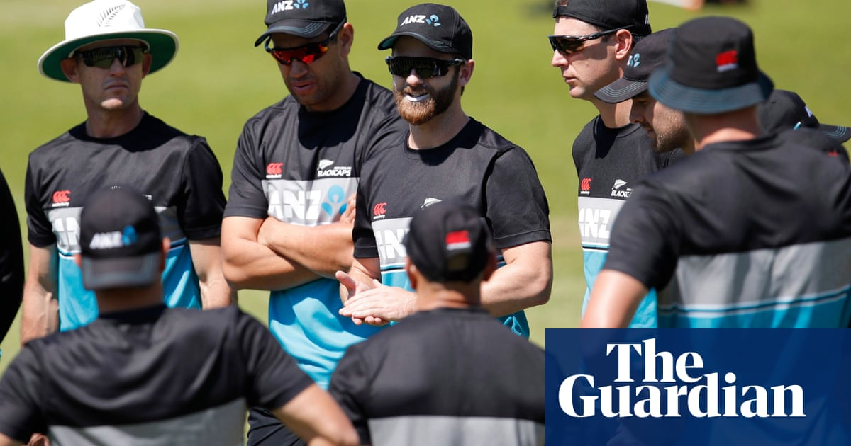 Cool hand Kane Williamson plays down New Zealand's run of success