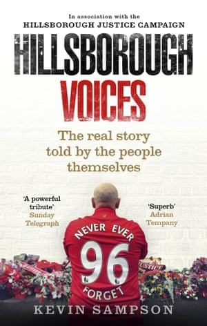 Hillsborough Voices, by Kevin Sampson
