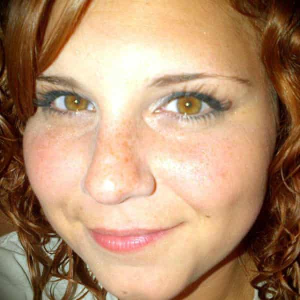 A photograph from the Facebook account of Heather Heyer, who was killed in Charlottesville on Saturday.