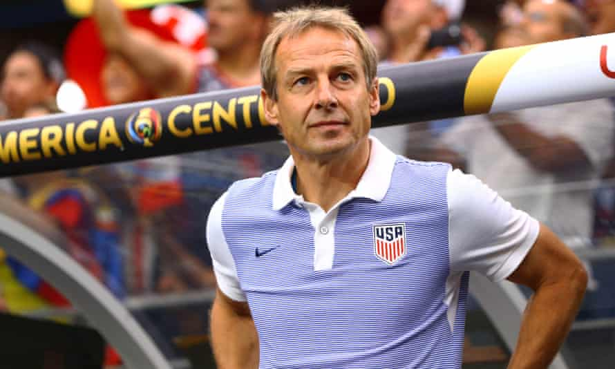 Jürgen Klinsmann took the US to the last 16 at the 2014 World Cup but the verdict on his leadership is still out