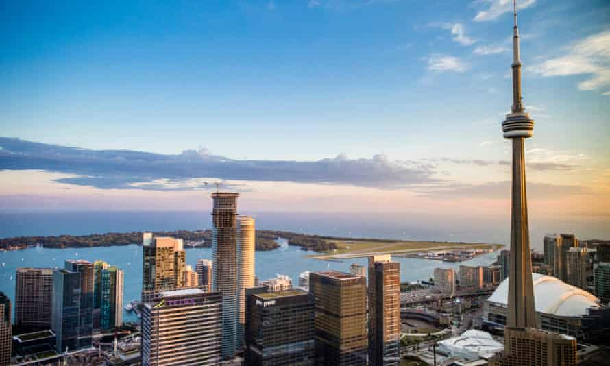 Toronto has already given Alphabet the job of developing part of its quayside.