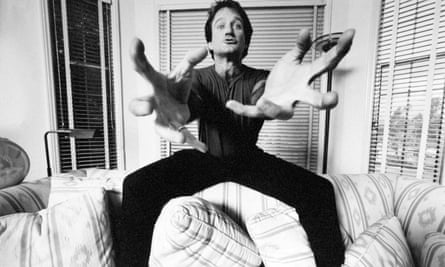 Robin Williams: Come Inside My Mind.