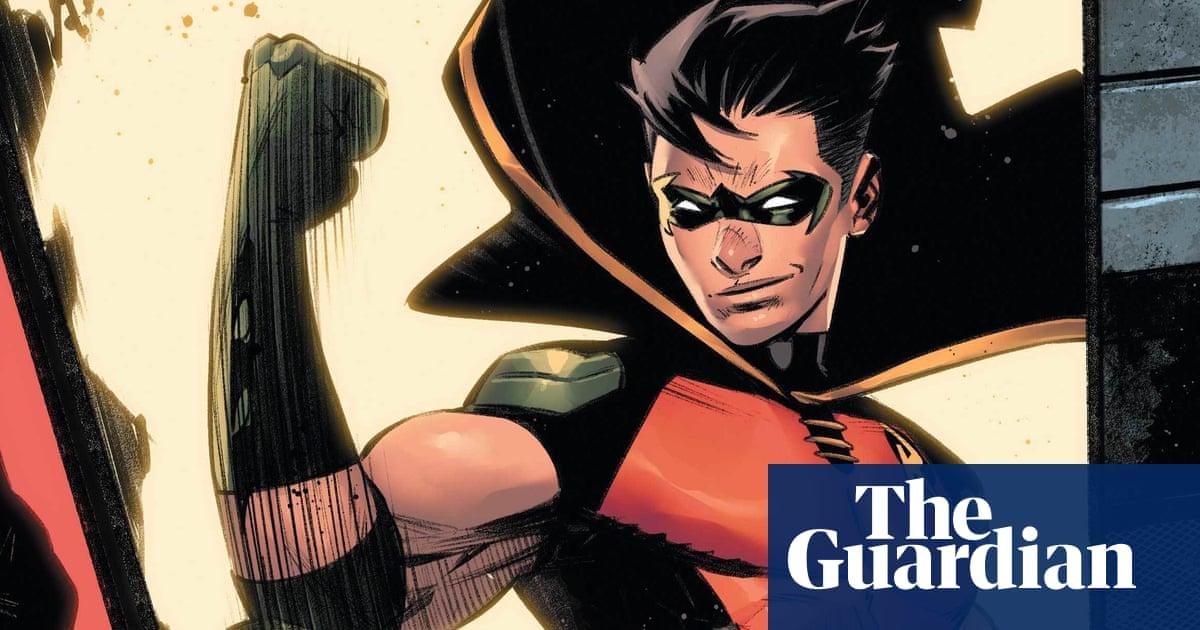 Batman's sidekick, Robin, comes out as LGBTQ in new comic