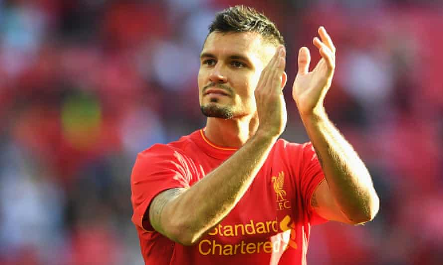 Dejan Lovren made his name with Dinamo Zagreb in Croatia before moving to Lyon, then the Premier League with Southampton and now Liverpool.