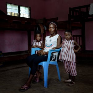 Portraiture finalist. Unsung Heroes is a project about violence against women around the world. The photograph Denis Rouvre said he wanted to show not just the suffering but the strength and resilience of the women