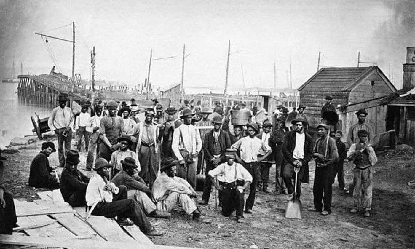 African American family records from era of slavery to be available free online